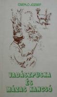 Cséplő József Vadászpuska és mázaskancsó.png