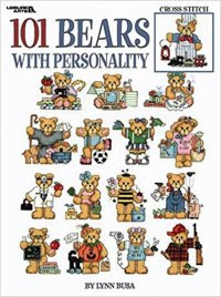Leisure Arts - 101 Bears with personality.jpg