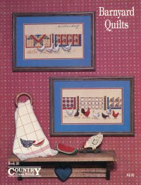 Country Cross Stitch Book 26 - Barnyard Quilts.jpg