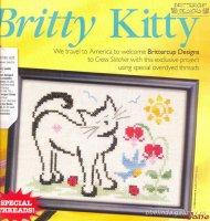Brittercup Britty Kitty & Flowers (1).jpg