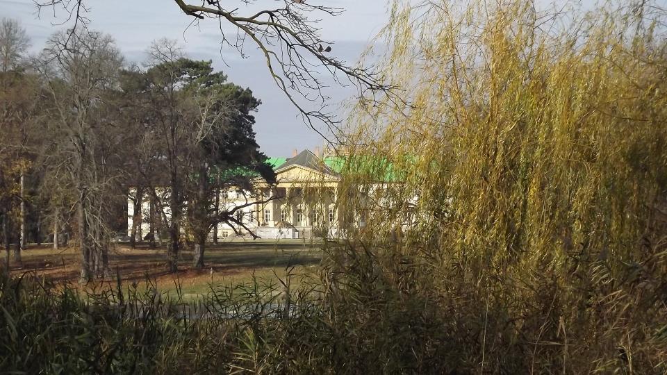 Dég: Festetics kastély park